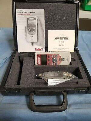 Ametekchatillon Dfe Series Industrial Handheld Digital Force Gauge Meter