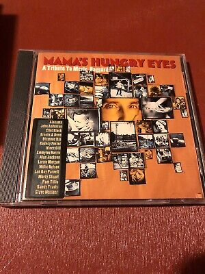 Mama's Hungry Eyes: A Tribute to Merle Haggard by Various (Mamas Hungry Eyes A Tribute To Merle Haggard)