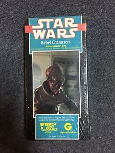 Star Wars rebel characters adventure set sealed for sale