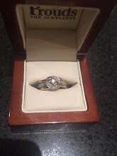 Brand new diamond bridal set Mandurah Mandurah Area Preview