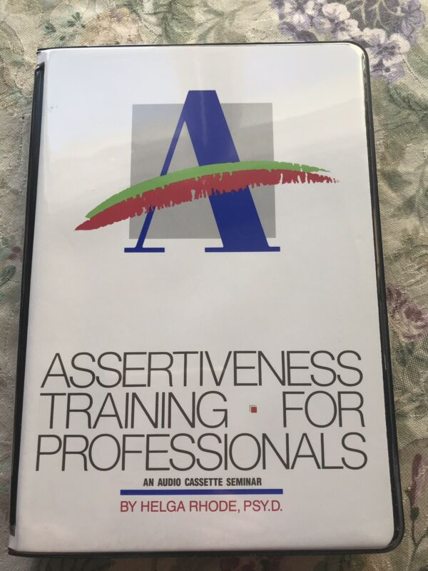 Assertiveness Training For Professionals