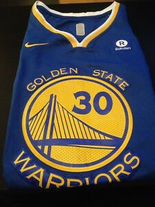Golden State Warriors - #30 - Stephen Curry jersey