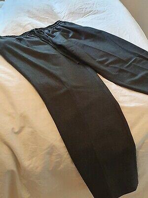 Joseph Straight Leg Trousers Uk Size 10/12