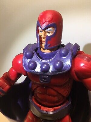 TOYBIZ, MARVEL LEGENDS, MAGNETO, SERIES 3, 2002, LOOSE