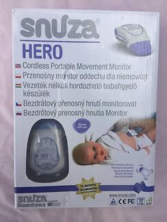 Snuza Hero Portable Baby Movement Monitor