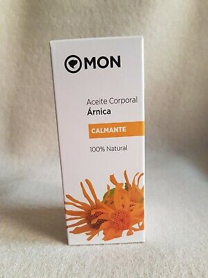 Aceite corporal Arnica 60ml