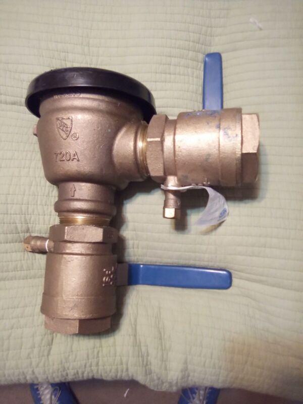 Zurn 2-720A Wilkins Pressure Vacuum Breaker 2-Inch Assembly