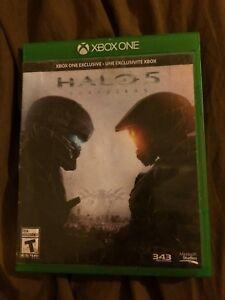 Halo 5 in great shape