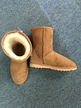 Selling Chestnut sheepskin UGGs all sizes - Aussie Made - all sizes Braeside Kingston Area Preview