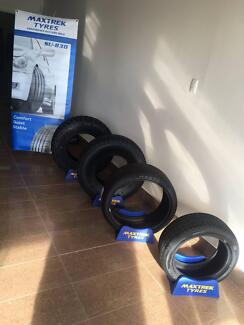 MAXTREK TYRE PROMOTION CHEAPEST PRICE IN ADELAIDE!