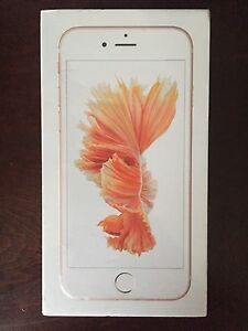 IPhone 6S rose/gold 64g Neuf
