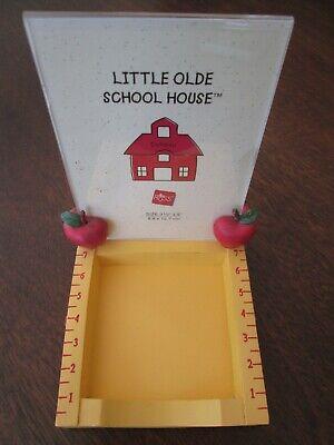 Post-it Pad Holderphoto Frame Desk Teacher Decor Russ Little Old School House