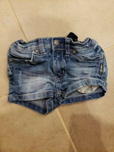 Silver Jeans Girls Shorts size 4