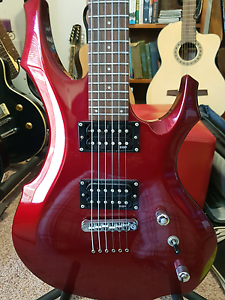 LTD ESP  F-50  Black Cherry..Electric Guitar  Excellent Cond. Dodges Ferry Sorell Area Preview