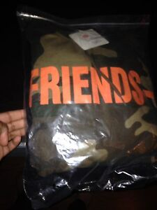 Freinds Vlone camo hoodie 100% authentic