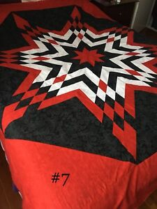 Star blankets  queen size for sale