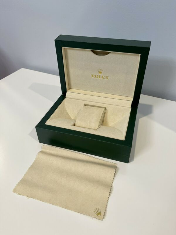 Rolex Watch Presentation Box