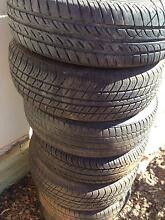 7 tyres with rems size South Hedland Port Hedland Area Preview