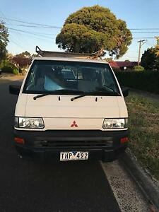 2004 Mitsubishi Express Van/Minivan Noble Park North Greater Dandenong Preview