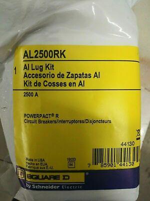 Square D AL2500RK Lug Kit for R Frame Circuit Breakers (Breakers Lug Kit)