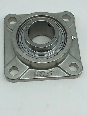 Iptci 1-34 Inch Bearing 4 Bolt Flange Stainless Steel Sucsf 209 28
