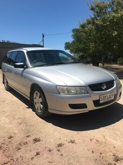 2007 Holden Commodore Station Wagon - Automatic - Duel Fuel Wool Bay Yorke Peninsula Preview