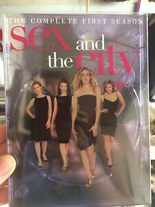 Sex and the City (complete set - all 6 seasons)