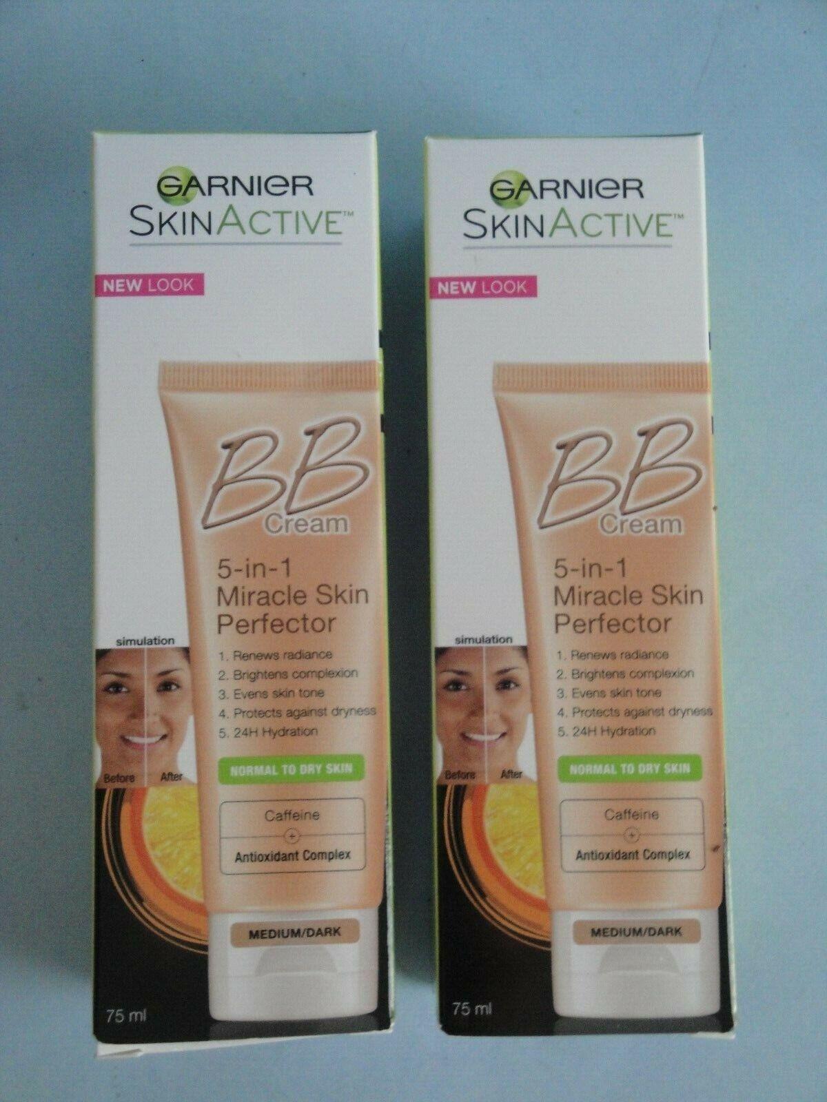Garnier Sr Bb Cream Med/D Size 2.5z Garnier Skin Renew Bb Cr