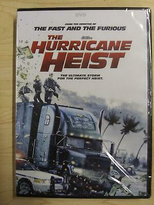 The Hurricane Heist (DVD, 2018) - NEW20