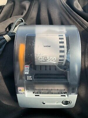 Brother P-touch Ql-500 Thermal Label Printer