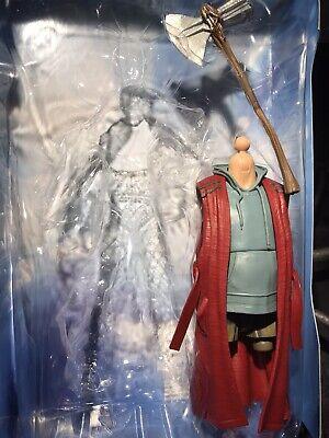 Marvel Legends Bro Thor Torso, Fat Thor, Endgame, Vision, Avengers, Loose