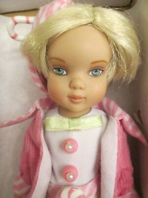 "Santa's Sweet Shoppe Kane 8"" Tonner Doll 500 Made 2006 Blonde Christmas Elf"