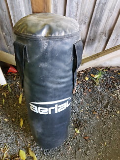 Aerial boxing bag