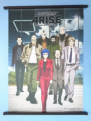 Free shipping Ghost in the Shell ARISE Anime Tapestry [Japan]/051