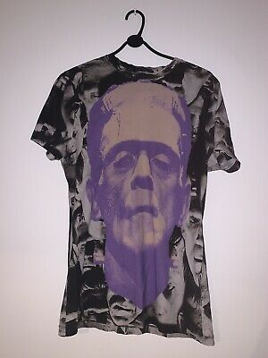 Christopher Kane Frankenstein T-Shirt Size L