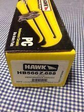 Hawk ceramic brake pads for Lexus IS250 Alexandria Inner Sydney Preview
