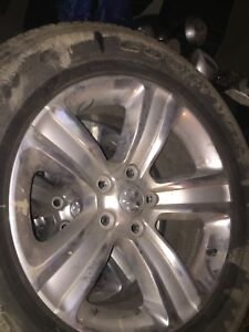 For sale Rims and tires
