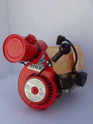 Vintage 1960 Ohlsson Rice Compact Ii .85 Hp Industrial Engine