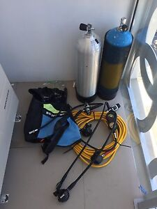 Scuba gear New Farm Brisbane North East Preview