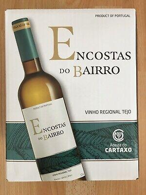 Encostas do Bairro Vinho branco trocken Weißwein Portugal Box BiB 5L Liter