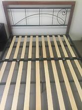 Queen sized bed frame Ben Lomond Guyra Area Preview