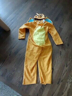 Rubie's Costume Pokemon Charizard Costume, Large 70 to 90 pds NWOT