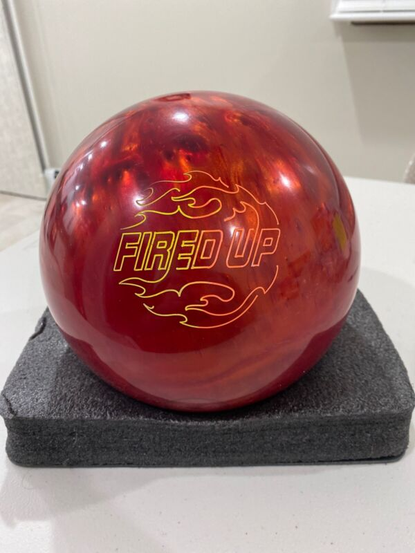 Storm Fired Up 15# Bowling Ball