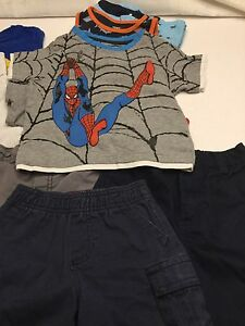 Toddler  boy clothing size 2