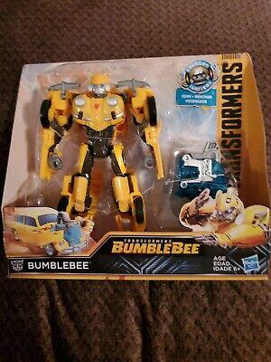 Transformers: Bumblebee Movie Toys Energon Igniters Nitro Bumblebee Core Powers