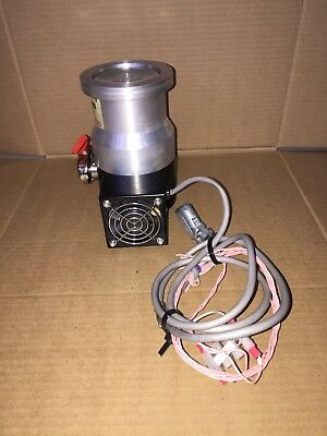 Boc Edwards Ext 70 Turbomolecular Vacuum Pump Ext70h Dn 63 Iso-k B72201000