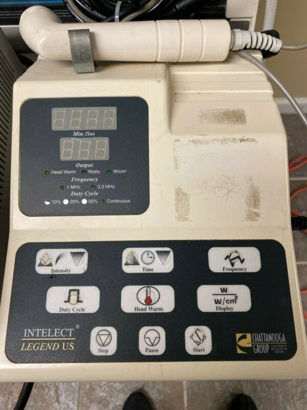 Chattanooga Group Intelect Legend US ultrasound