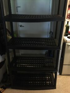 Storage shelving unit for a great price
