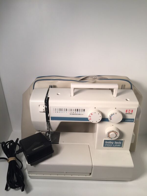 Baby Lock Proline Model BL4000 Sewing Machine with Foot Controller