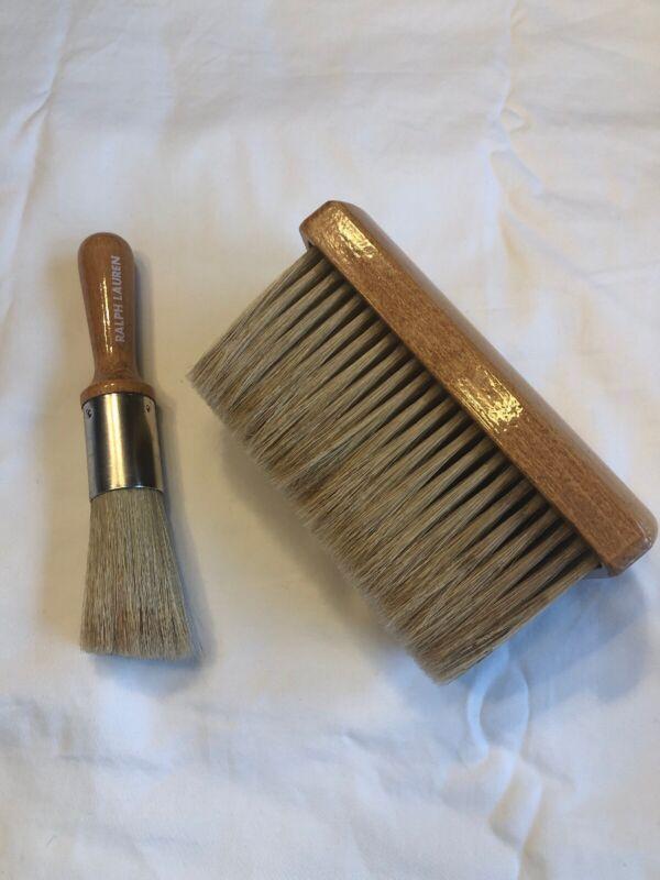 Ralph Lauren Clothing/Shoe Brush Set
